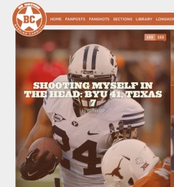 The headline from this Longhorn blog sums up my own feelings after last night's shame fest.