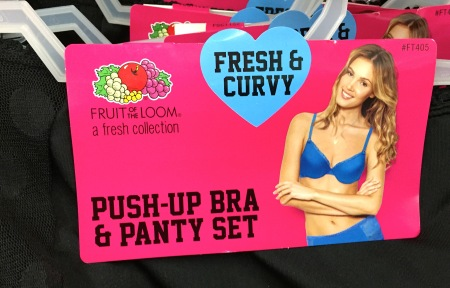 """""""Just strap on this push-up bra and men everywhere will mistake you for Kate Upton!"""""""