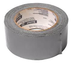 Is it just me, or does duct tape seem useless against biological weapons?