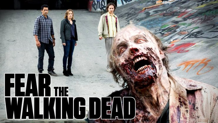 Zombie haters need to remember that neither of the Walking Dead series is really about zombies.