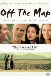 A nice little movie from 2003 was Off the Map, and though it wasn't about green chile, it goes a long way toward explaining why New Mexico is called The Land of Enchantment.