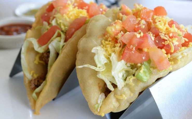 Puffy tacos. Can't find 'em in New Jersey.